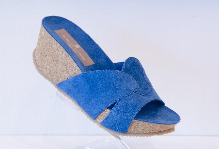 The Luciana- Blue