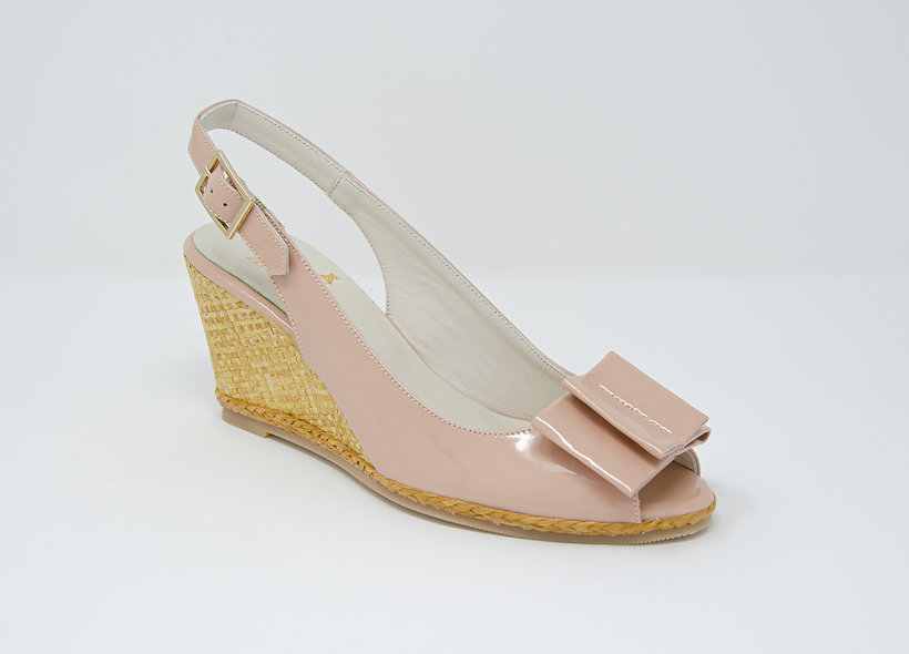 The Gianna- Patent Rose