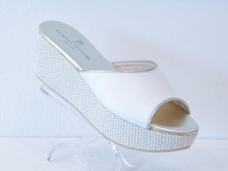 The Delfina- White