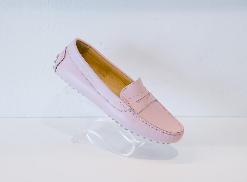 The Veloce- Pink Leather
