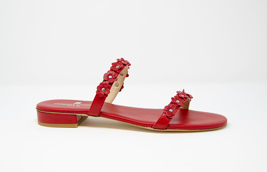 The Alessia- Red