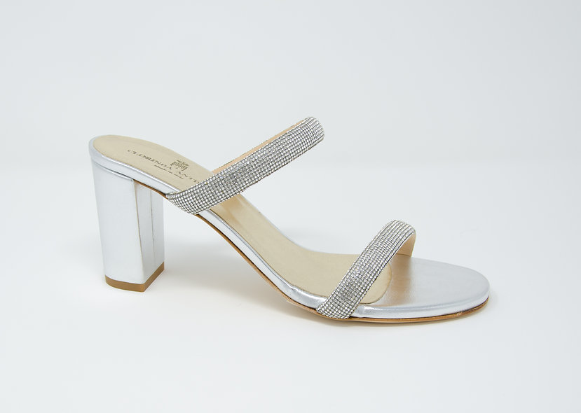The Audrey- Silver