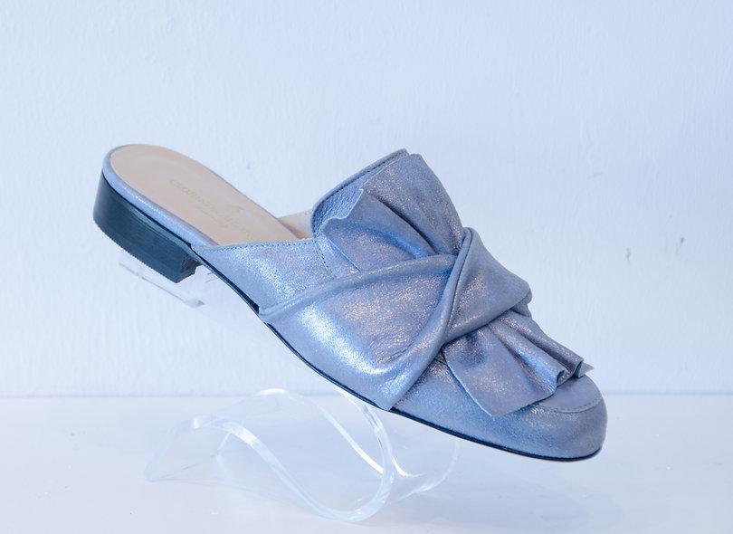 The Giovi- Metallic Blue