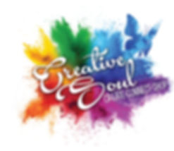 Creative Soul logo with butterfly final