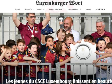 Finale Luxleague 2019 - Stade Josy Barthel