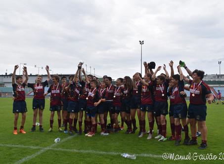 CSCE U14 - Champion of Luxembourg 2019