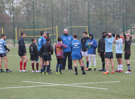 Letzebuerg Rugby Academie - CSCE