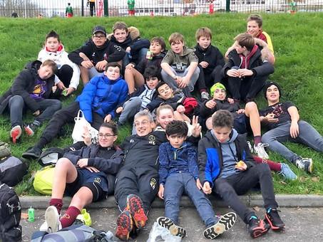 U14 - Challenge Fédéral J2
