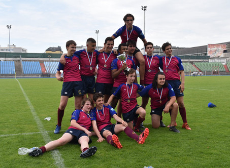 CSCE U16 - Champion of 7's Luxembourg 2019