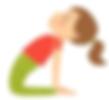 Yoga enfants eysines bordeaux