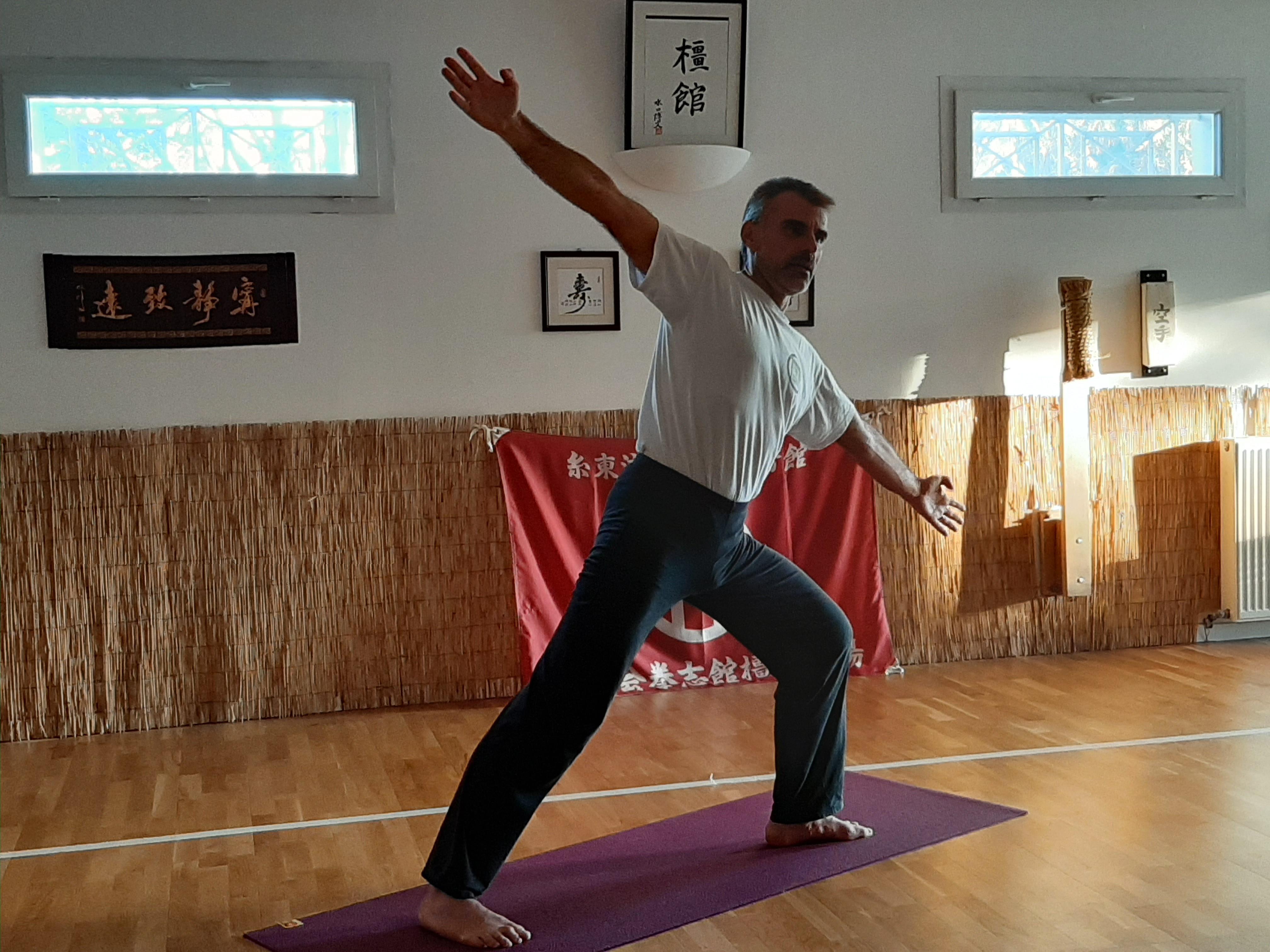 Yoga (adapté) en présentiel