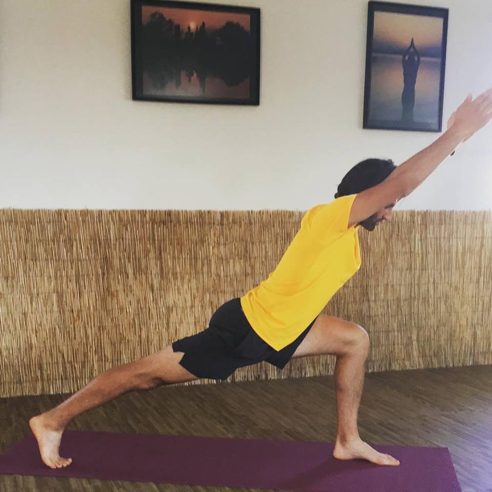 Yoga - séance en présentiel