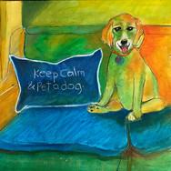 keep calm and pet a dog.jpg