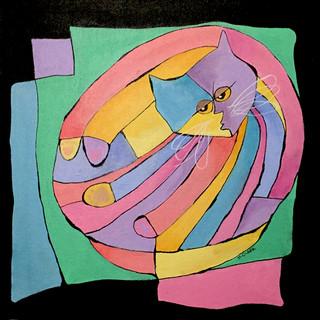 Cubist Radiant