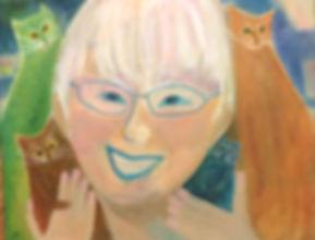 Artist Mary Clark