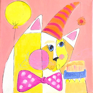 Birthday Girl Betsy