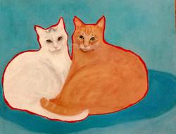 Boo & Kitty