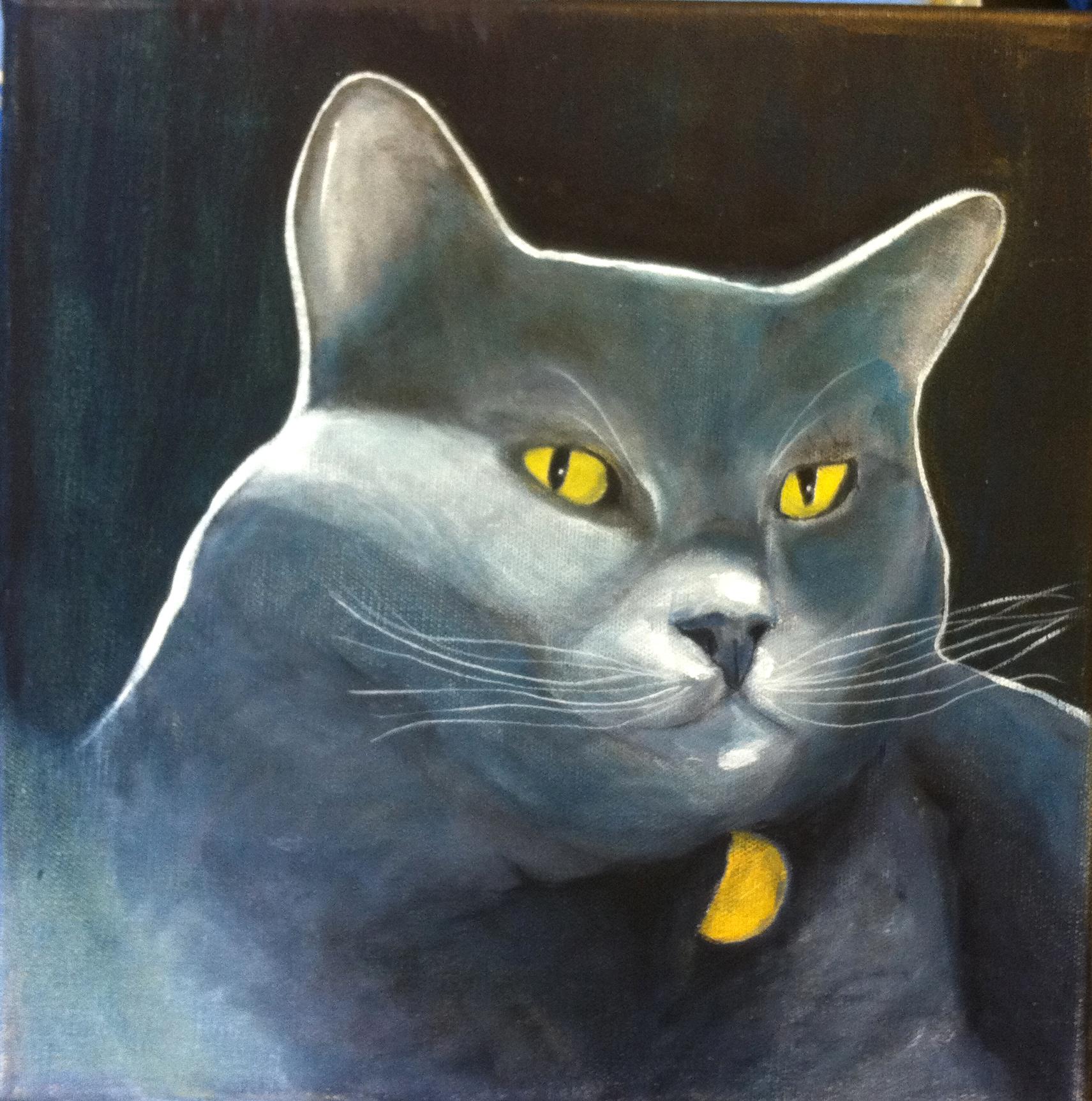 Baxters portrait