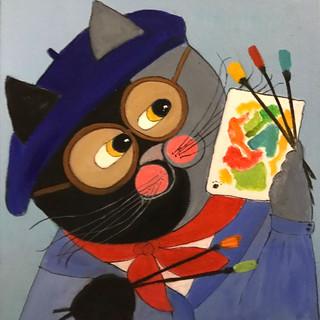 Pierre the Artist