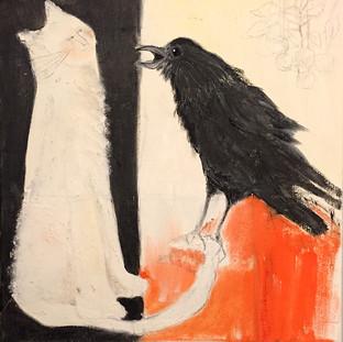 Raven & the Cat