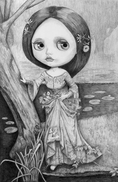 #9 Blythe Ophelia