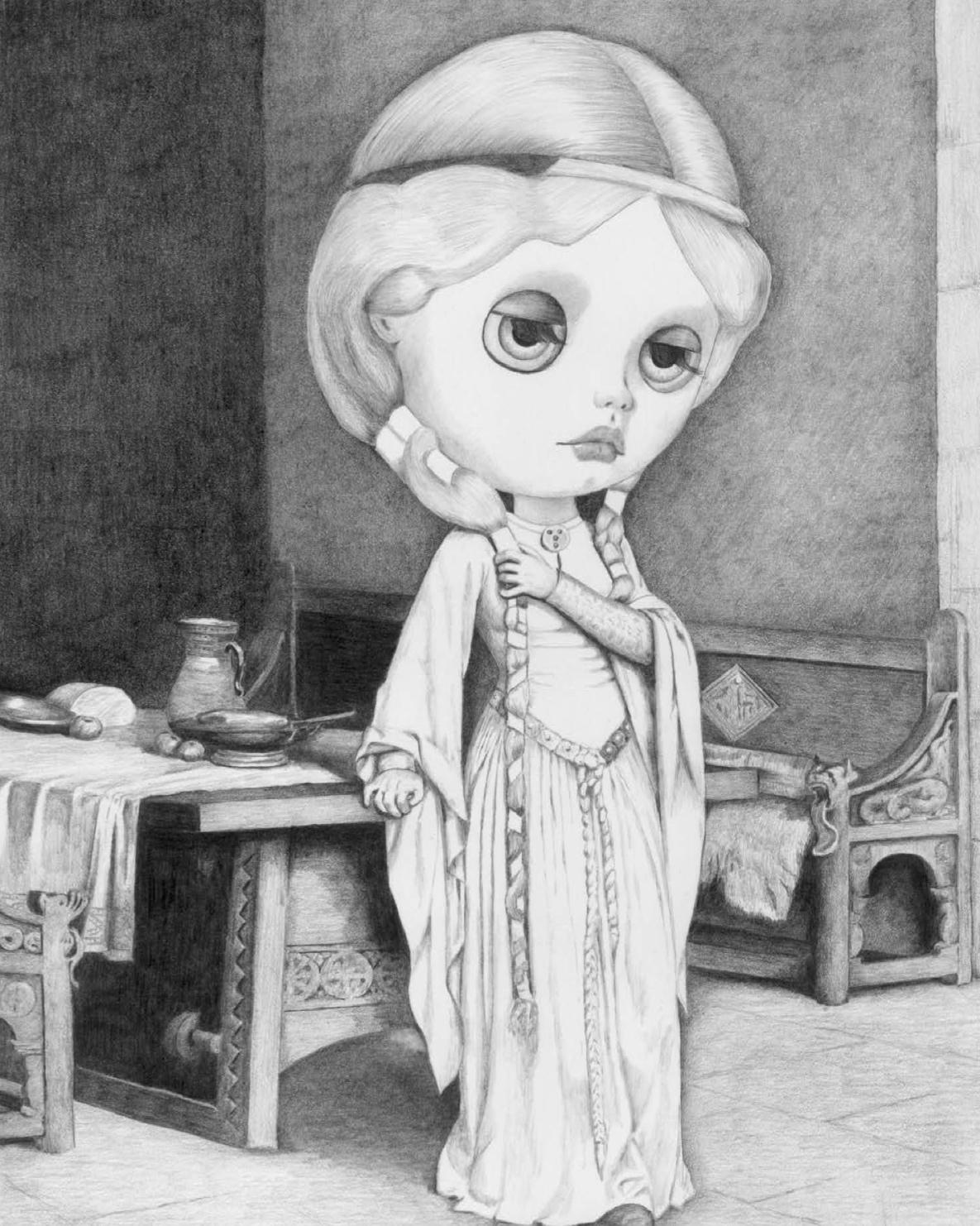 #16 - Blythe Lady Godiva