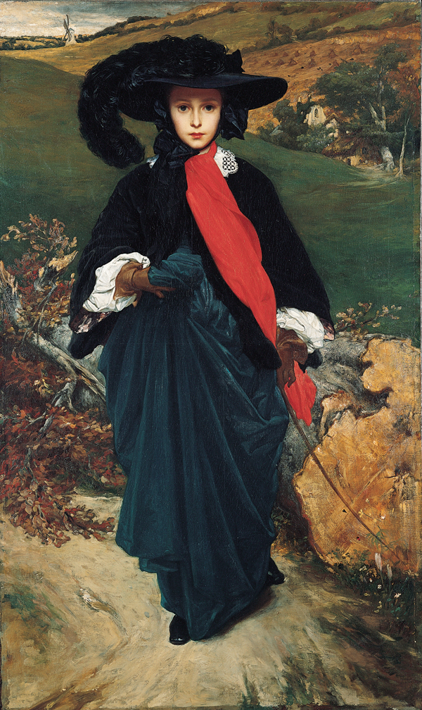 Portrait of May Sartoris