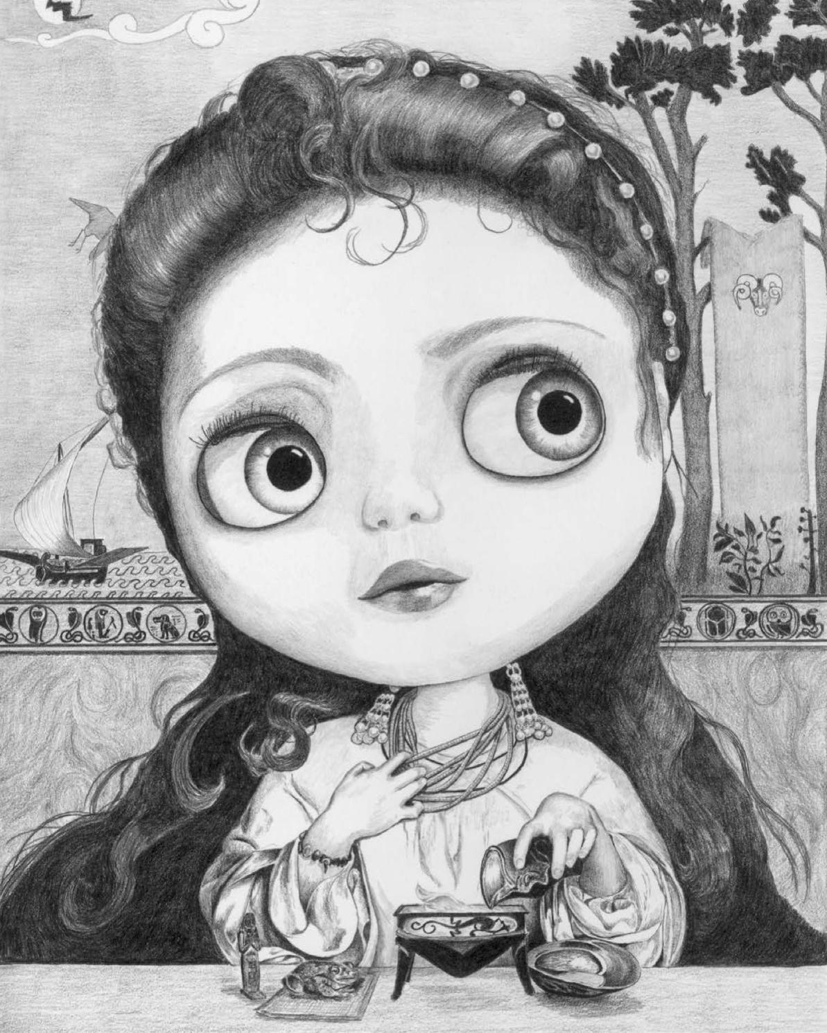 #21 - Blythe Medea