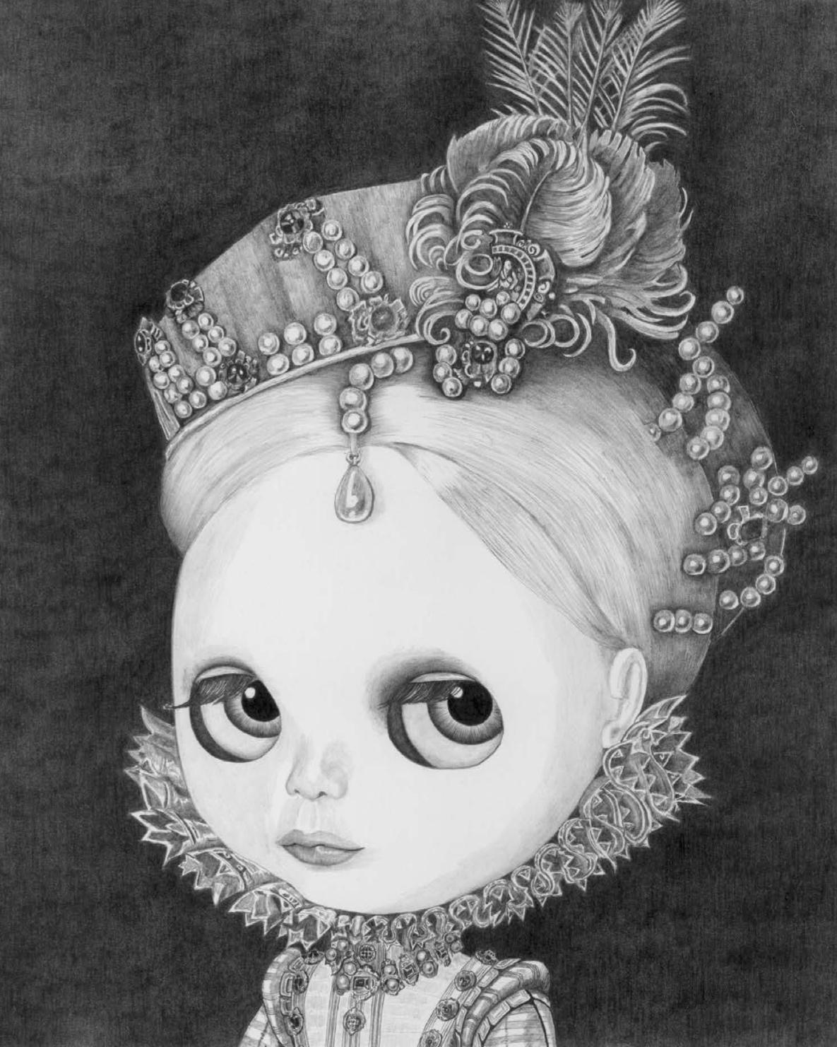 #18 - Blythe Isabel Clara Eugenia
