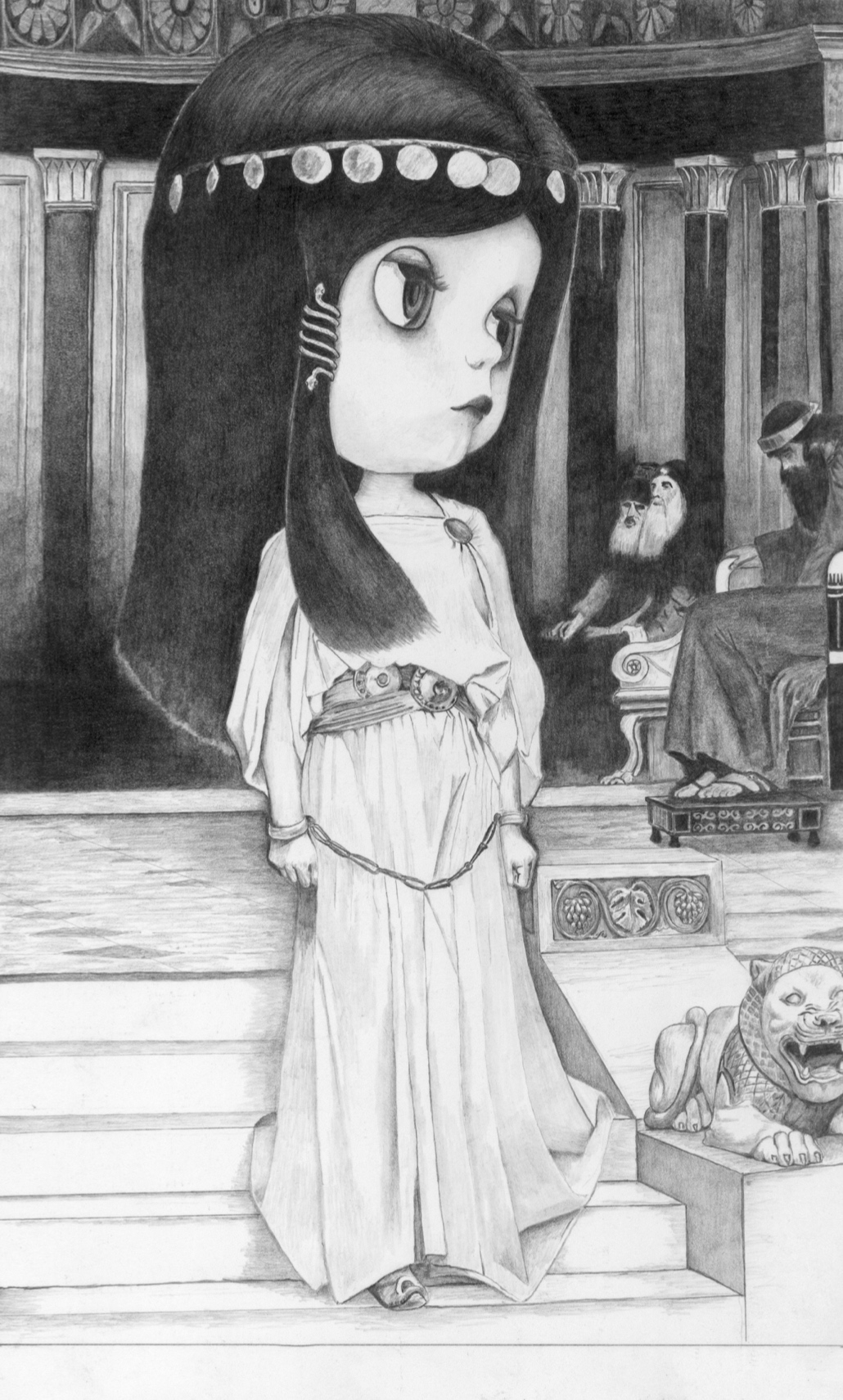 #20 - Blythe Mariamne