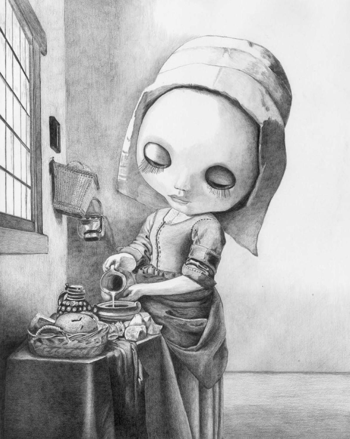 #15 - Blythe Kitchen Maid