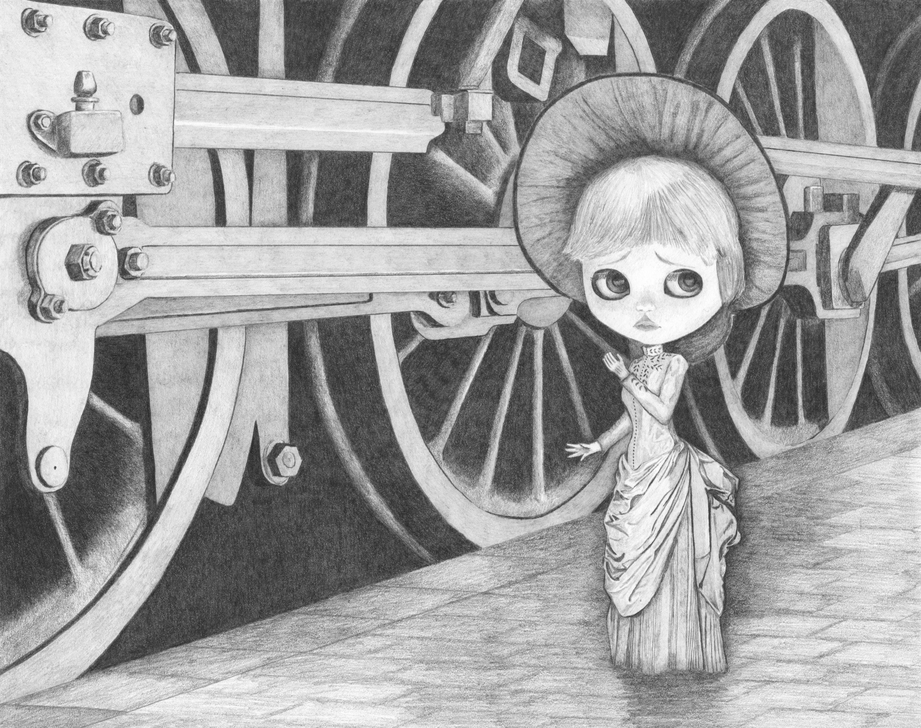 #31 - Anna Blythe Karenina