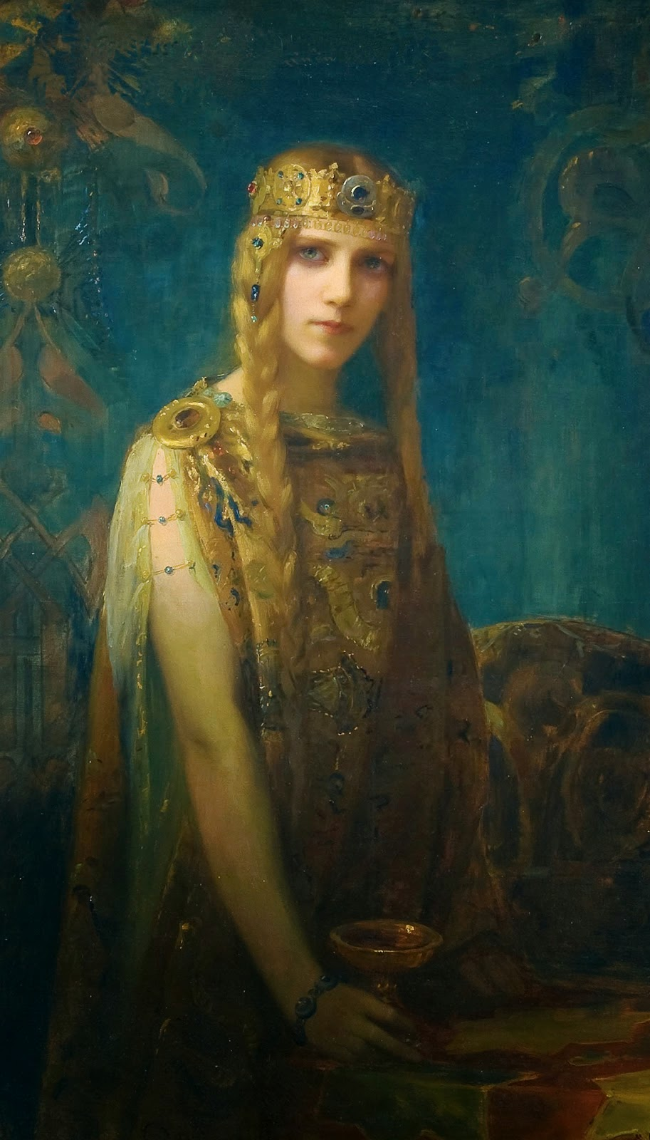Isolde - Celtic Princess