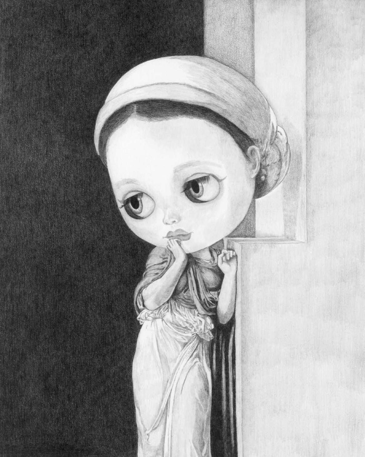 #22 - Blythe Nausicaä
