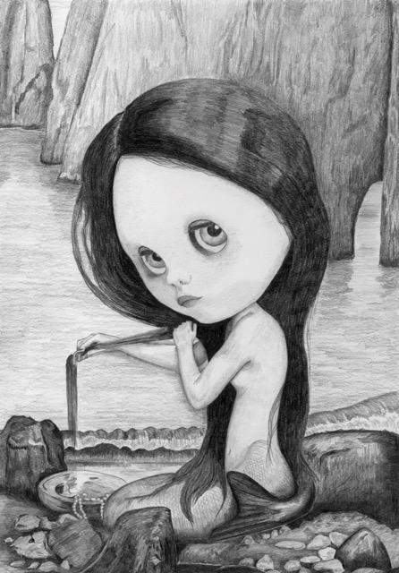 #8 Blythe Mermaid