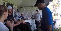 Derek Jeter celebrity golf event