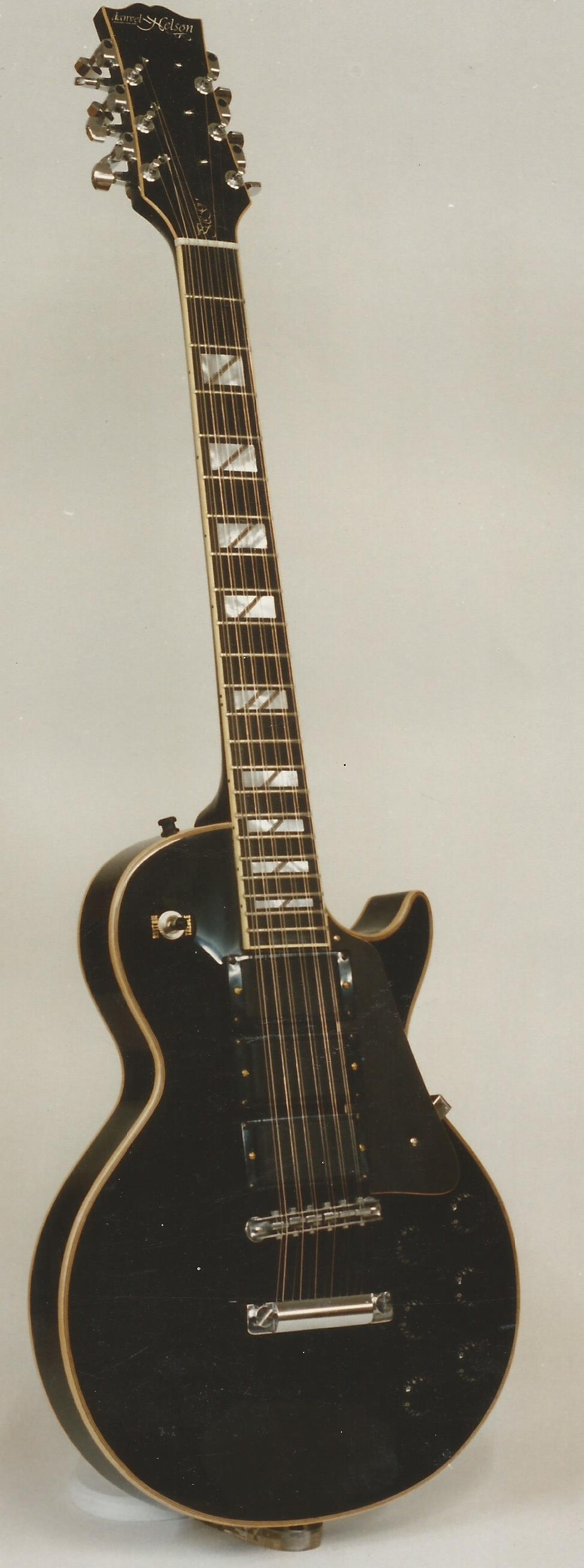 Les Paul Type Guitar by Danvel