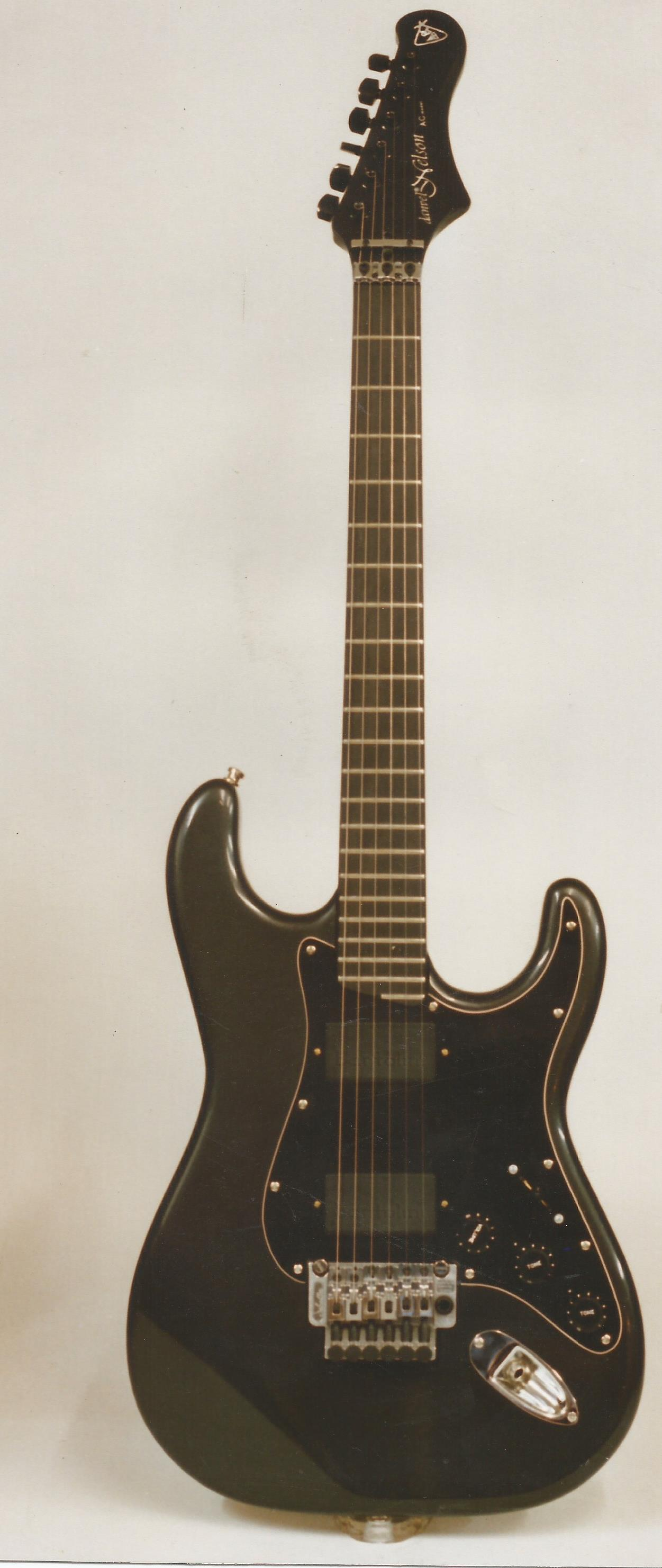 Stratocaster style by Danvel
