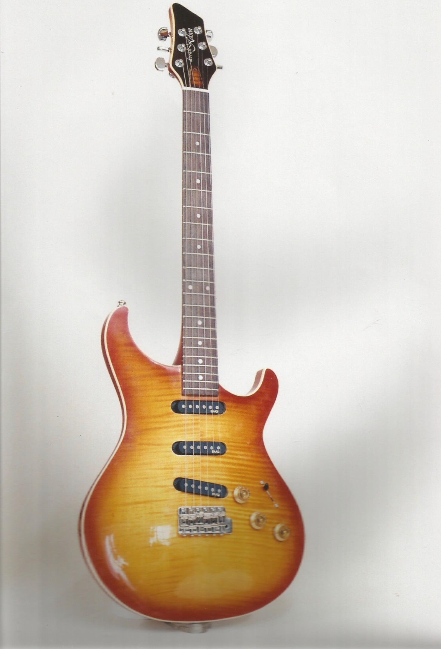 Super Stratocaster from Danvel