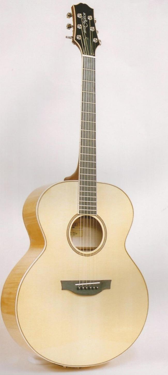 Danvel Jumbo Style Guitar