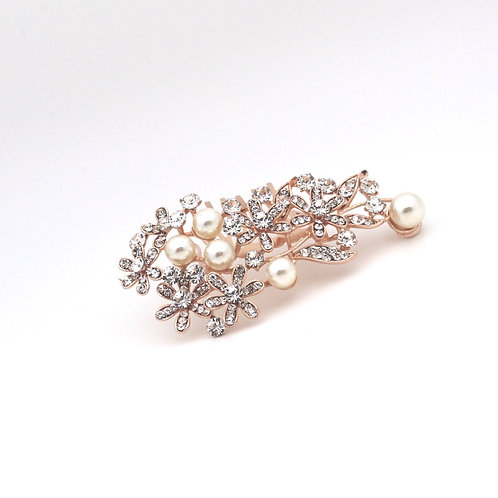 Jewelled Hair Clip