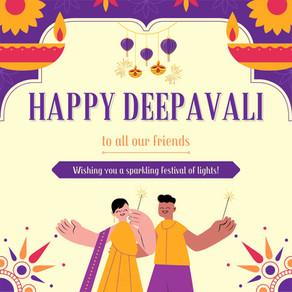 Happy Deepavali!