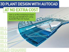 AutoCAD Plant 3D Workshop for Free