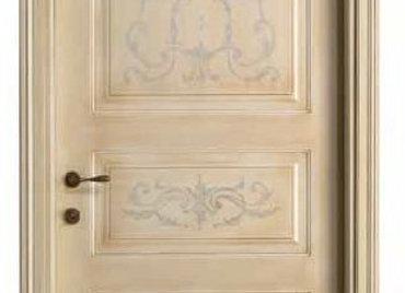 Дверь межкомнатная Bertolotto ANTIKE DX