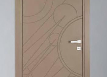 Дверь межкомнатная Bertolotto COSTELLAZIONI DX