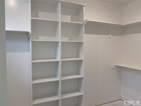 The Parkview - Owner's Suite Walk-In Closet