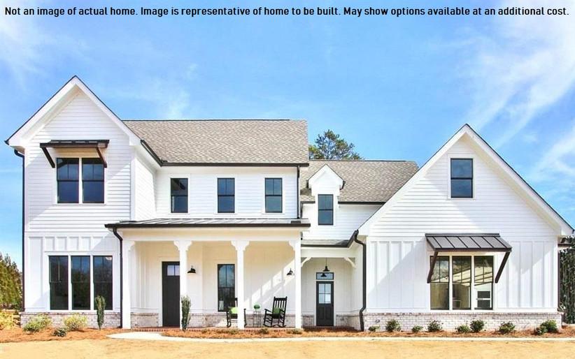 Custom Home by Empire Contractors