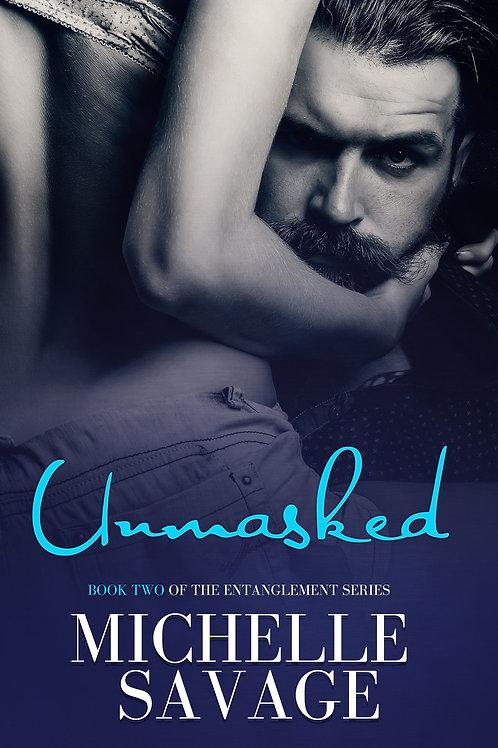 Autographed Unmasked