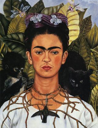 El jardín y estudio de Frida Kahlo visita Nueva York en esta primavera