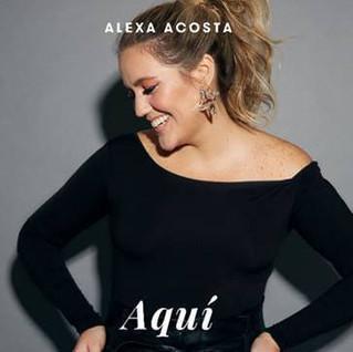 """ALEXA ACOSTA LLEGA CON SU PRIMER ÁLBUM """"DESPIERTA"""
